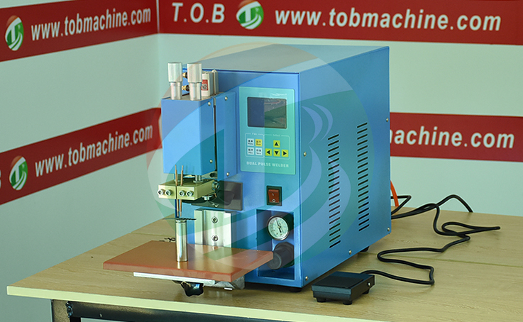 Cylinder Cell Welding machine