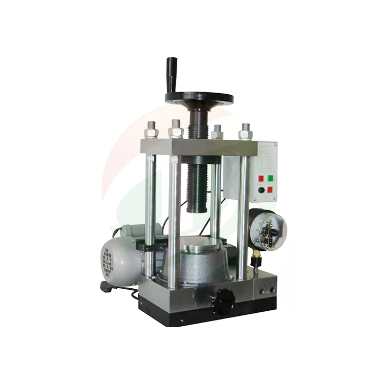 Electric powder press machine