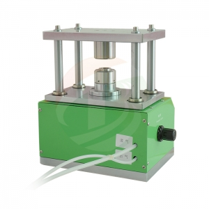 Button Coin Cell Crimping assembly Machine