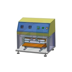chine leader machine simple de cachetage de bord fabricant