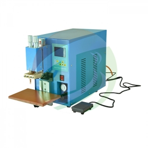 battery spot welding machine