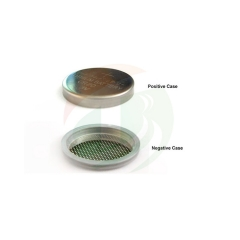 CR2016 coin cell parts for