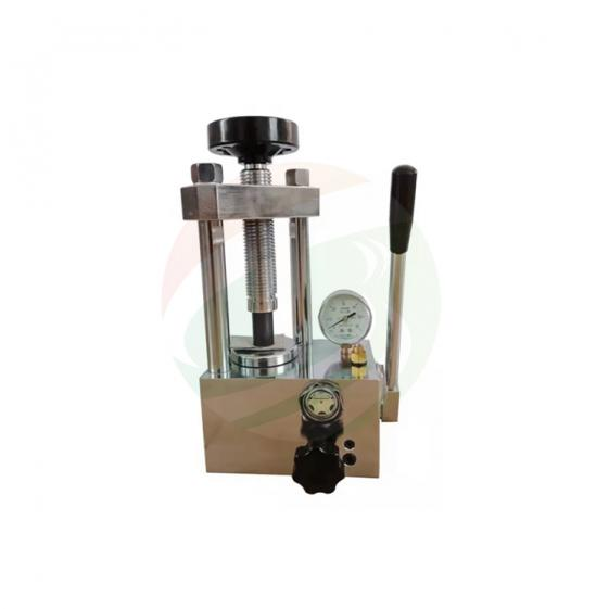 Powder tablet press machine