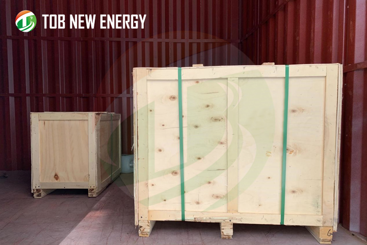 High Temperature Vacuum Oven Delivery